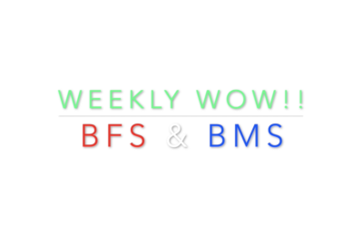 Weekly Wow – Jul 3